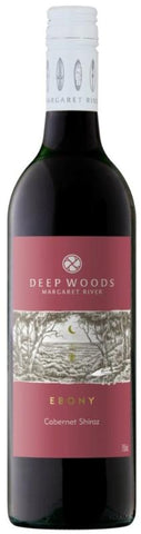 Deep Woods Ebony Cabernet Shiraz