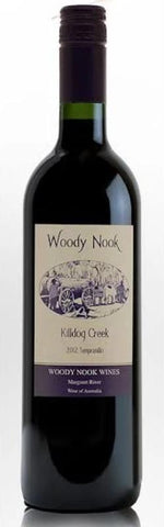 Woody Nook Killdog Creek Tempranillo