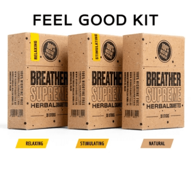 herbal cigarettes for relaxation