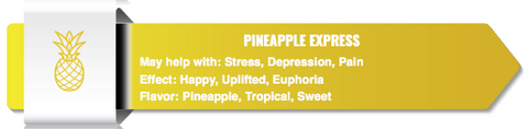 benefits pineapple express