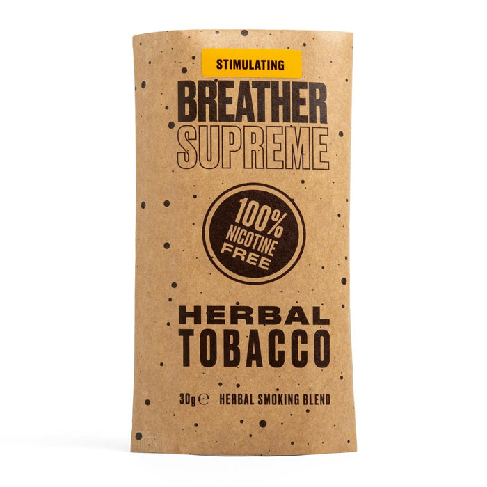 STIMULATING HERBAL TOBACCO BLEND  - 1 PACK * 30g
