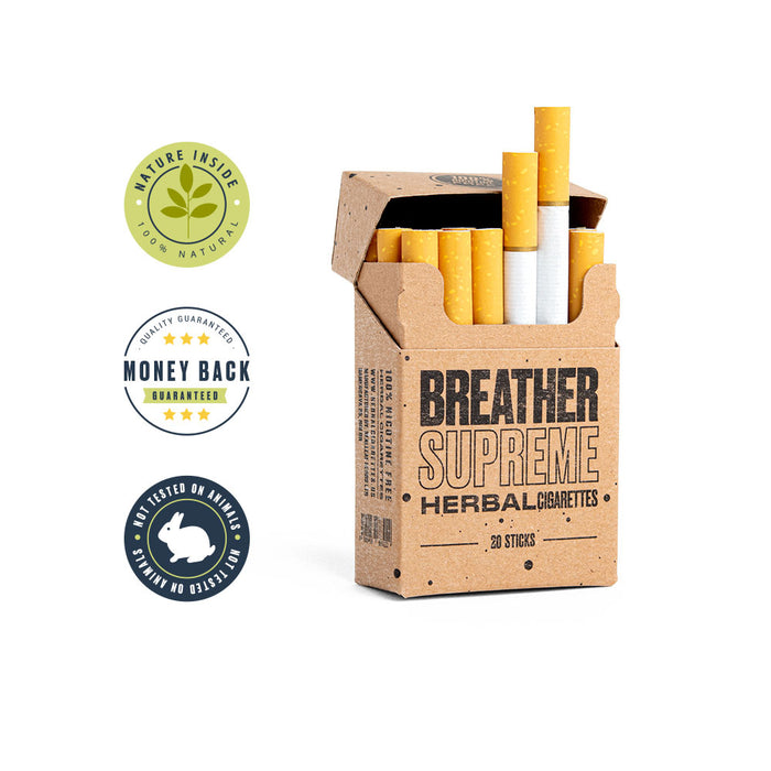 smokable herbs brings you closer to the nature with herbal cigarettes