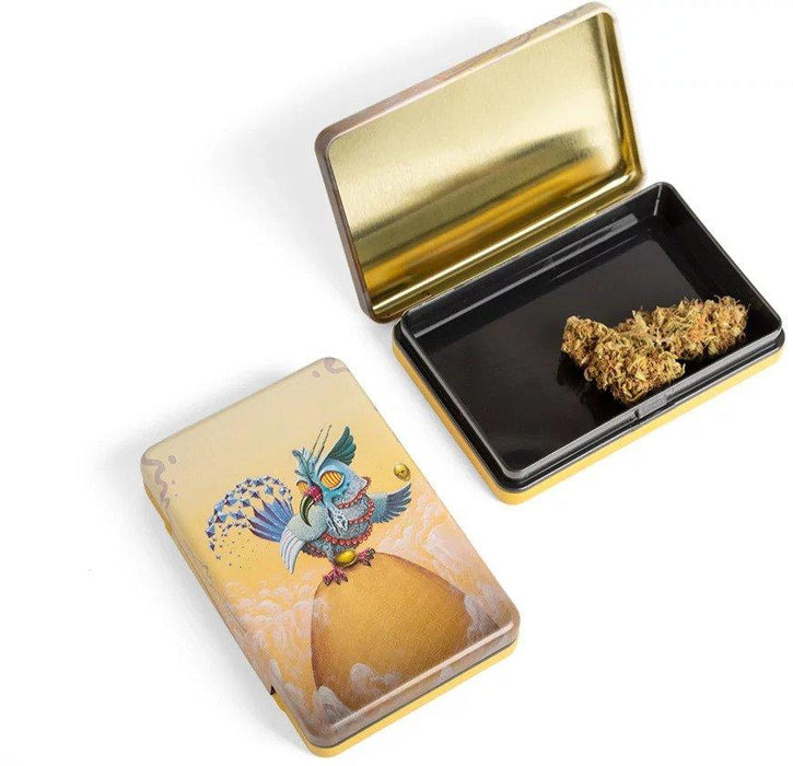 420 Stash Box - The Golden Owl