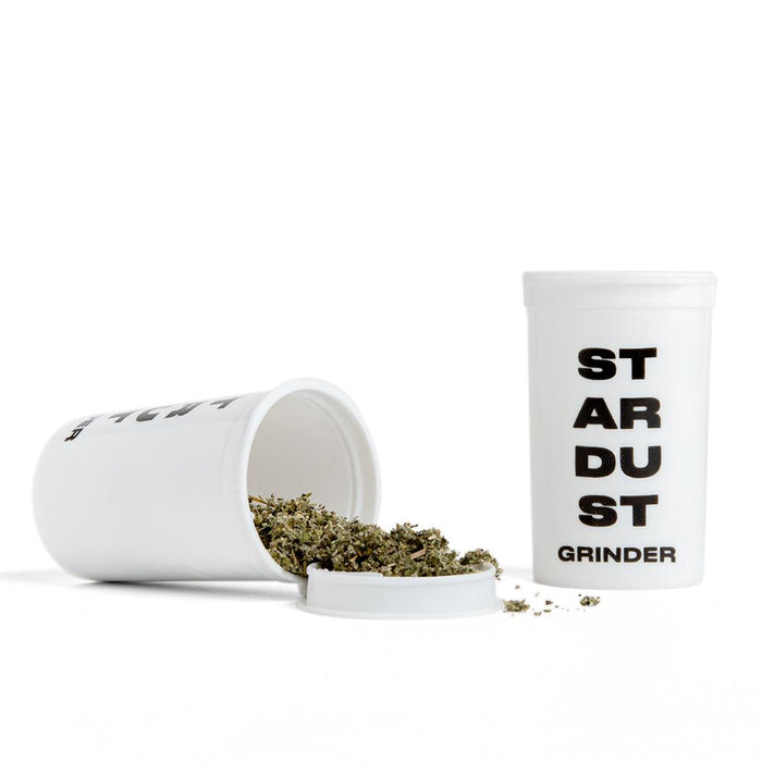 Supreme herb Grinder + Smell proof 19 drum