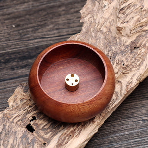 Wooden Stick Incense Burner