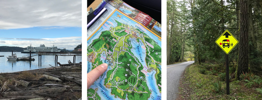 Orcas Island Research and Exploring