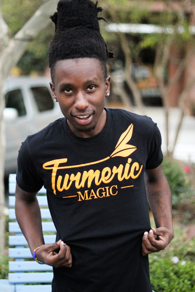 Turmeric Magic Unisex T-Shirt