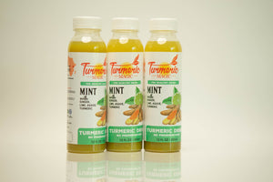 Turmeric Magic Mint