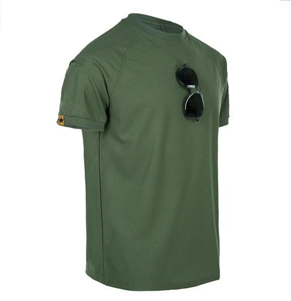 Special Forces Tactical Round-neck Quick-drying Men's T-shirt(No Armband)