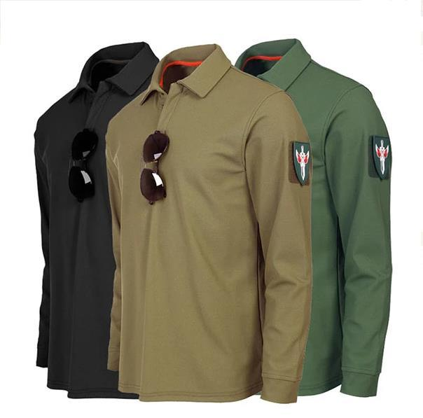 Special Forces Tactical Long Sleeve Sweat-absorbing Men's T-shirt