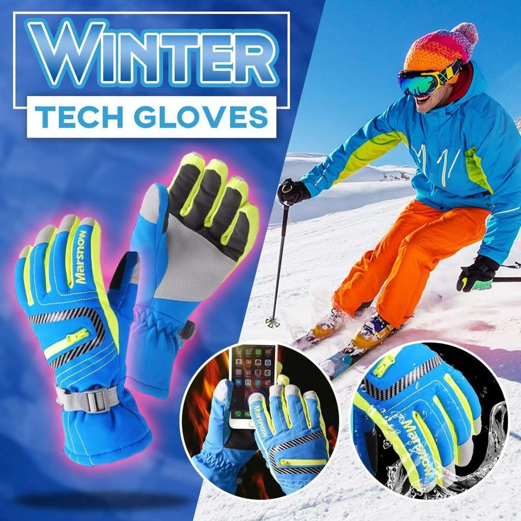 LAST DAY PROMOTION 50% OF - MAXPROTECT™ WINTER TECH GLOVES