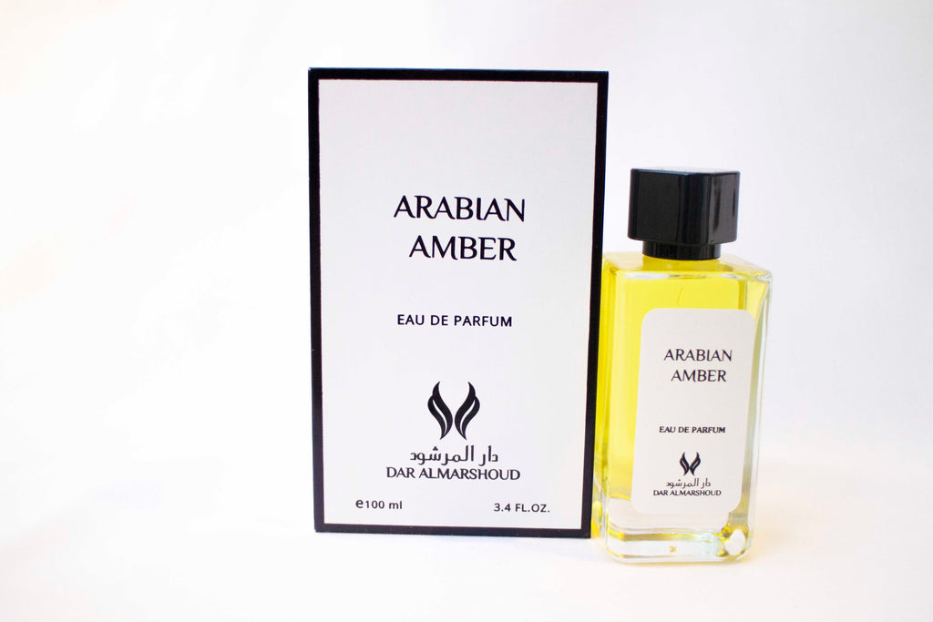 ARABIAN AMBRE EDP 100ML - Tarteeb Store