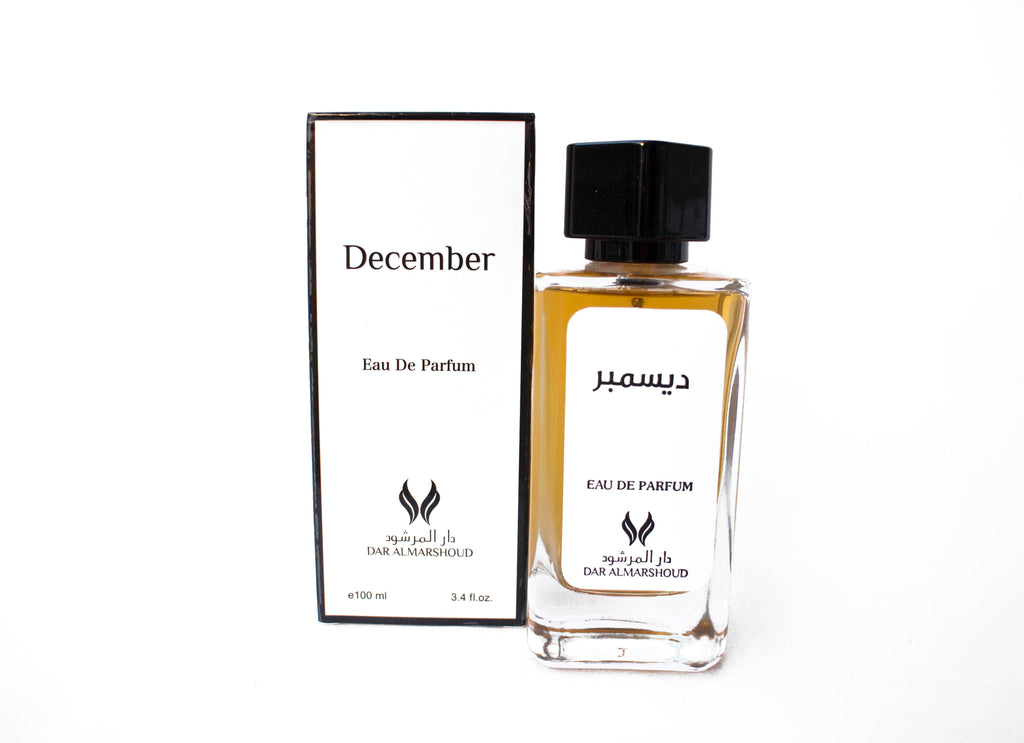 DECEMBER EDP 100ML - Tarteeb Store