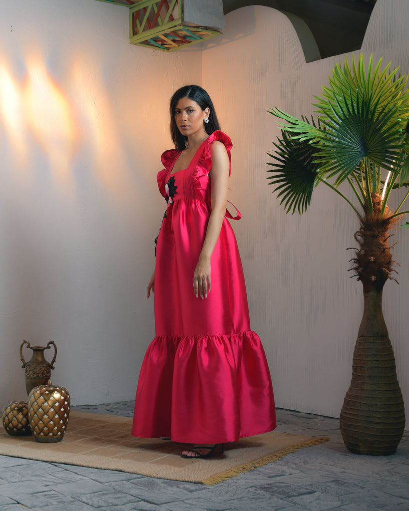 NAJLA FASHION BOTIQUE GOWNS / DRESSES COLLECTION - Tarteeb Store