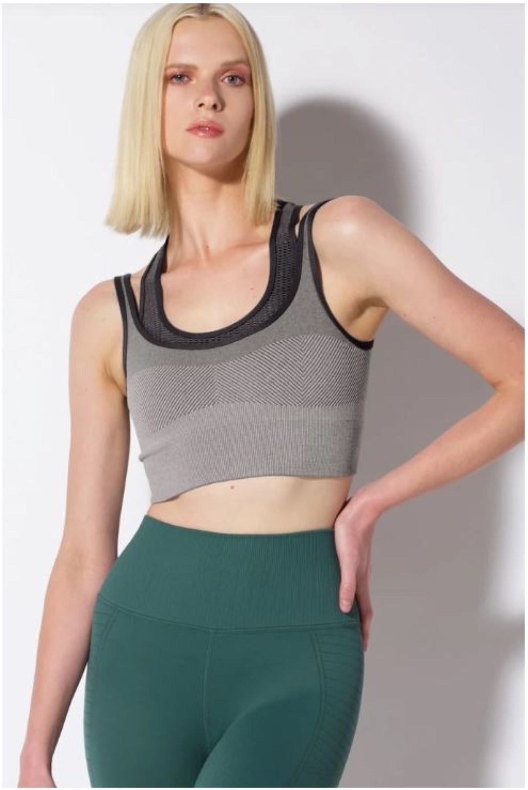 Avocado Danya Double Moto Bra