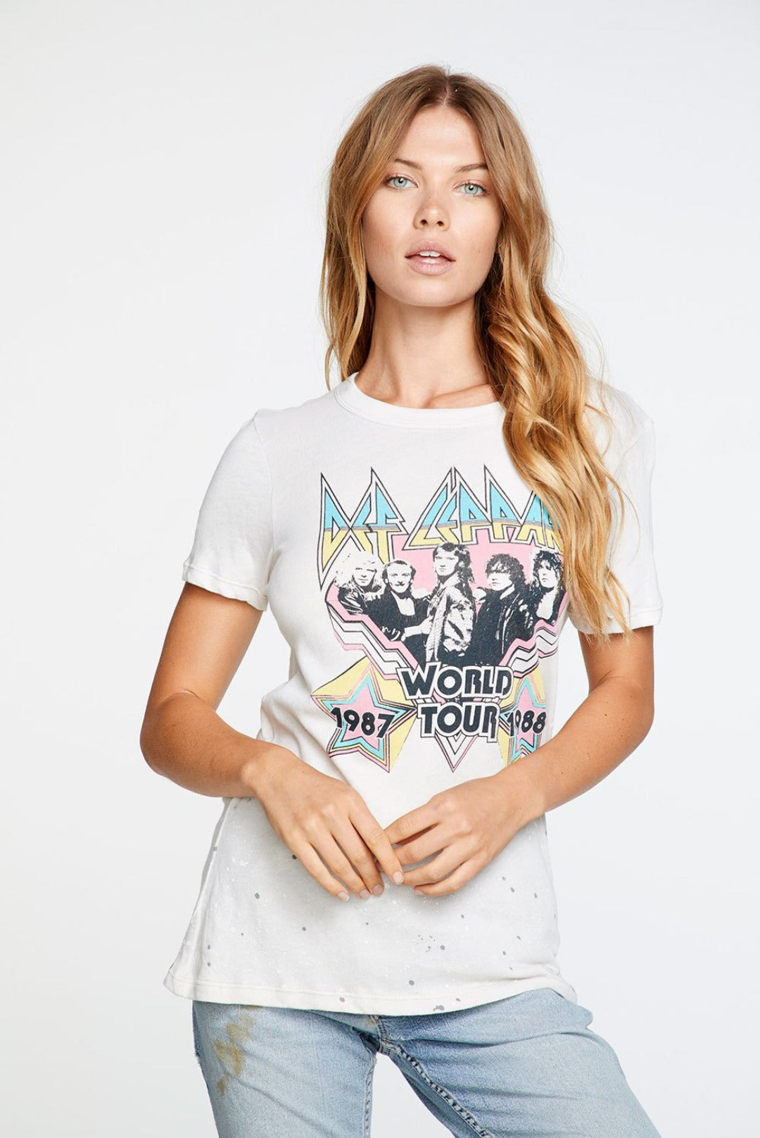 Chaser Def Leppard-World Tour Tee