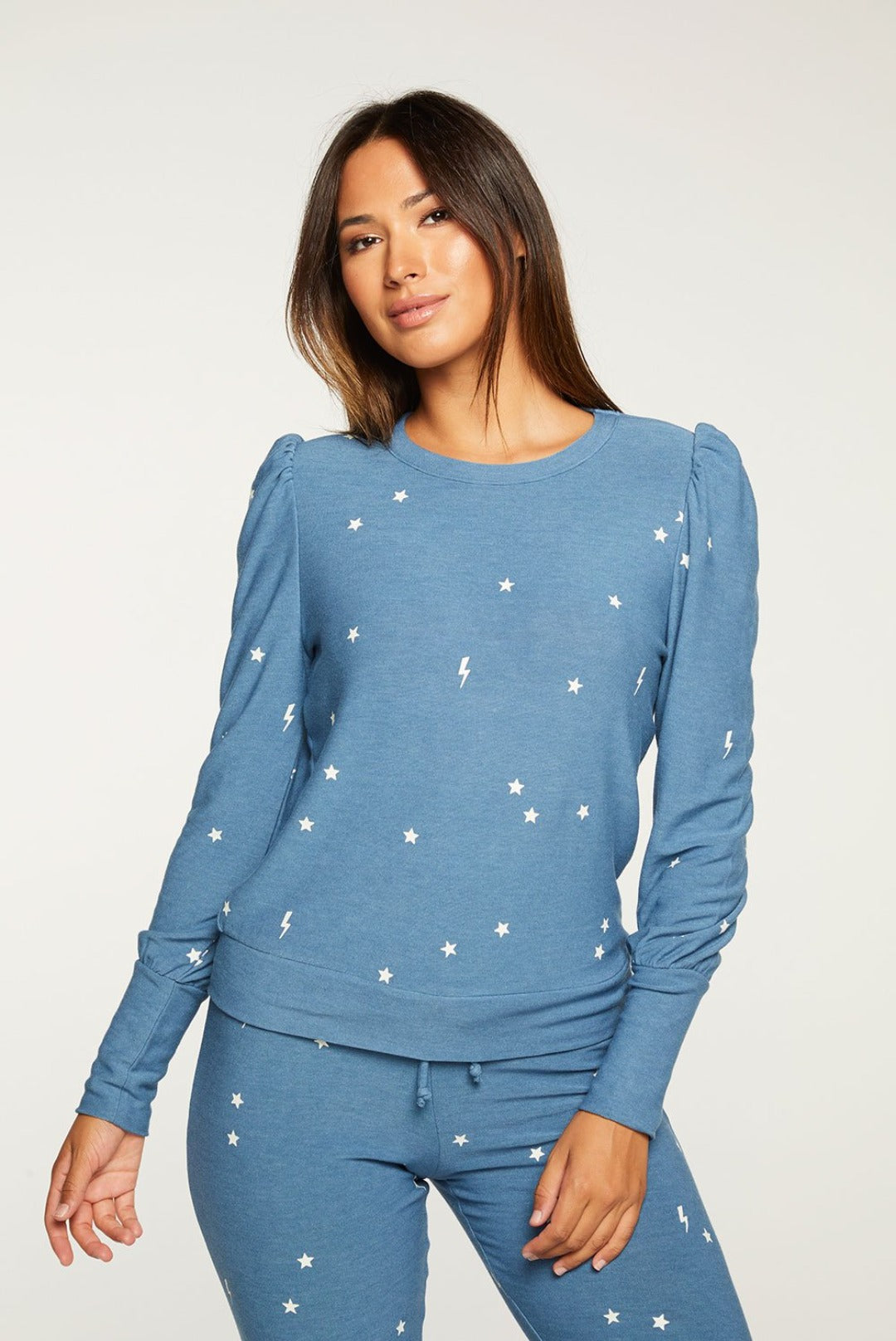Chaser Starry Bolts Pullover