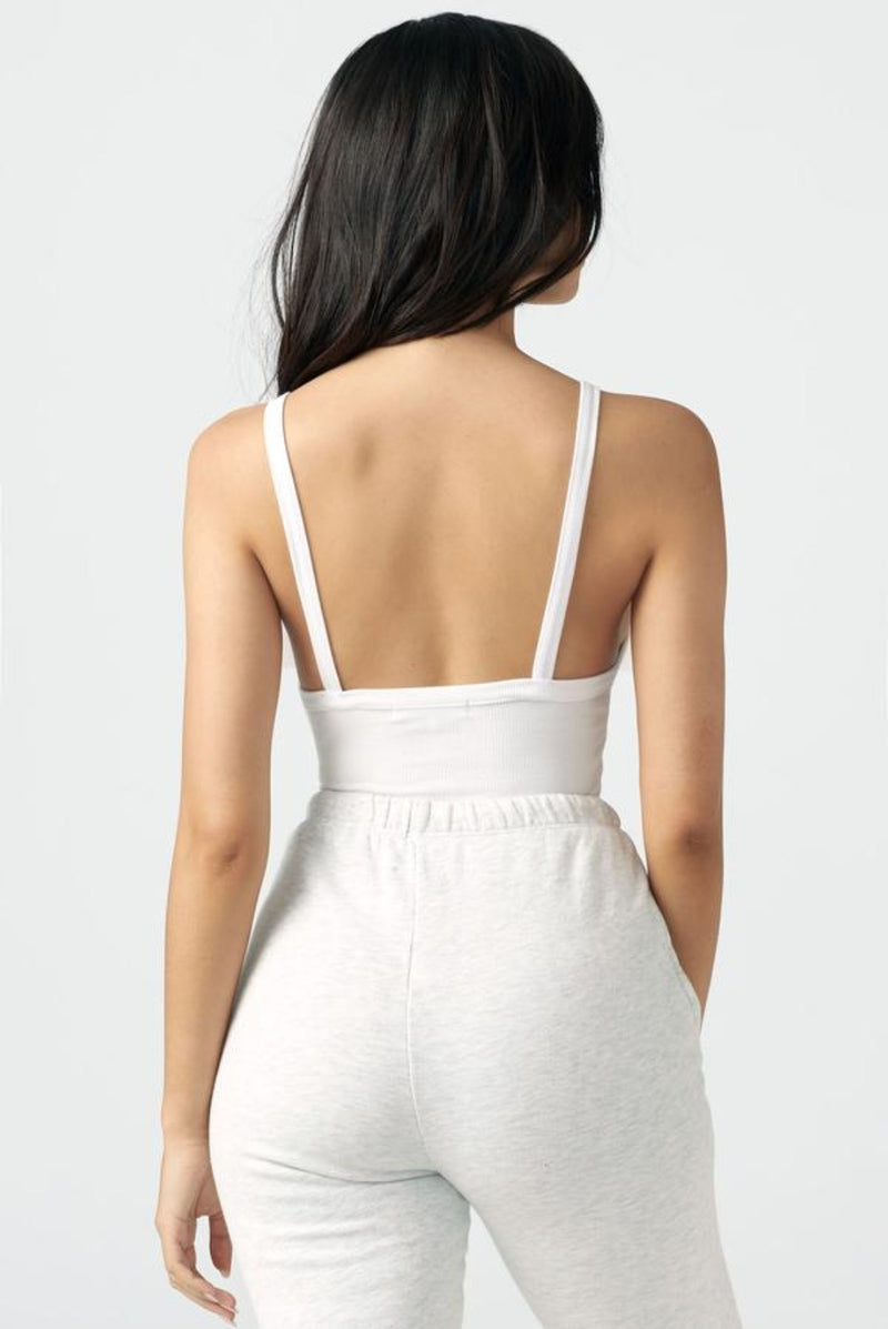 Joah Brown Classic Square Neck Tank