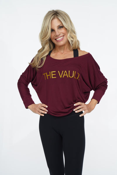 Vault Logo Long Sleeve