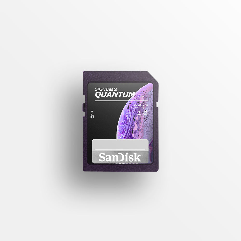 Quantum - Drum Kit
