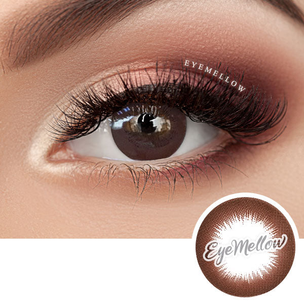 Cafe Mocha Chocolate Colored Contact Lenses (Toric)