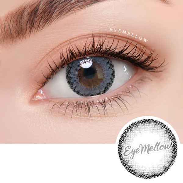 Bella Gray Colored Contact Lenses