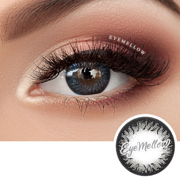 Dalia Gray Colored Contact Lenses