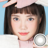[Yearly] Jadey Mono Gray Colored Contact Lenses