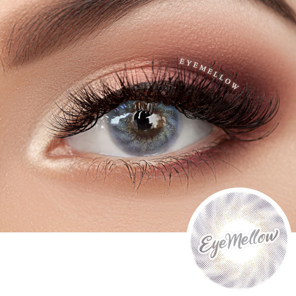 Lollipop Gray Colored Contact Lenses