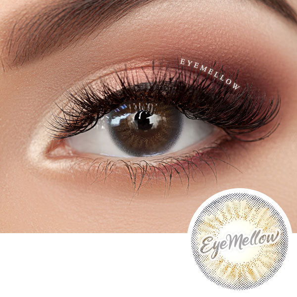 Melody Brown Colored Contact Lenses