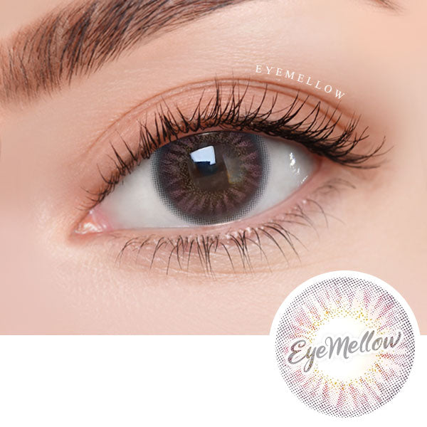 Melody Pink Colored Contact Lenses