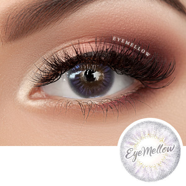 Melody Violet Colored Contact Lenses