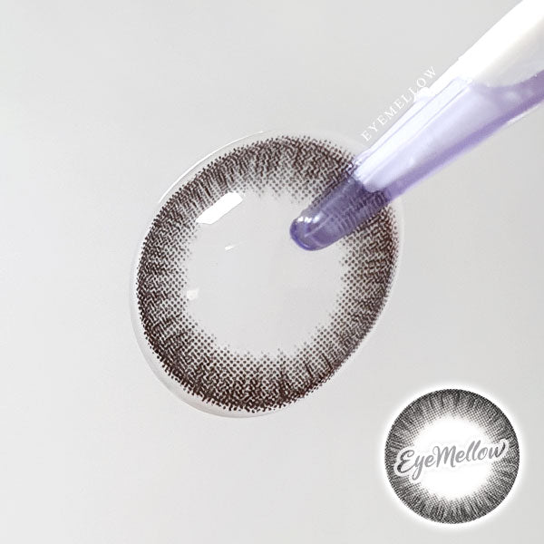 Moist Urban Gray Colored Contact Lenses (Toric) - Silicone Hydrogel