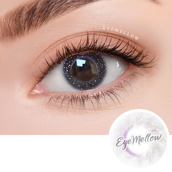 Moon Prism Gray Colored Contact Lenses
