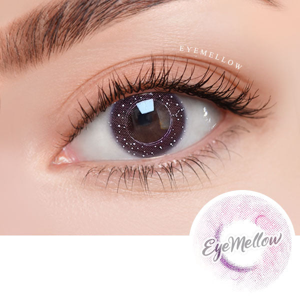Moon Prism Pink Colored Contact Lenses