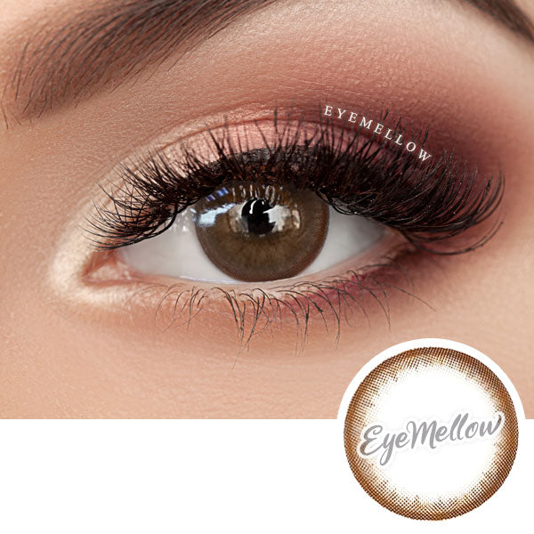Moonlight Chocolate Colored Contact Lenses (Toric)