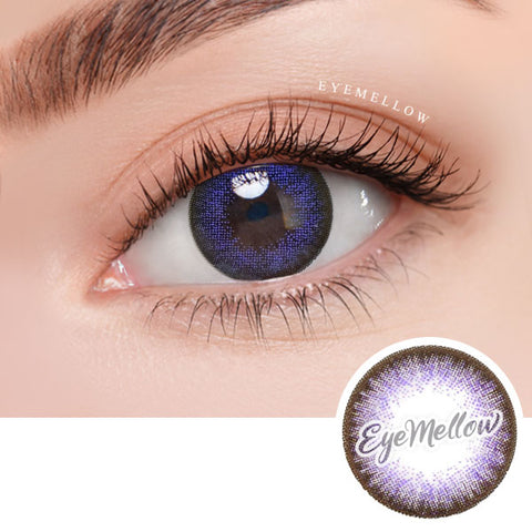 Vovo Violet Colored Contact Lenses (Toric)