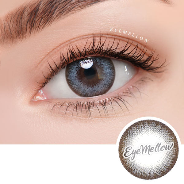 Vovo Gray Colored Contact Lenses (Toric)