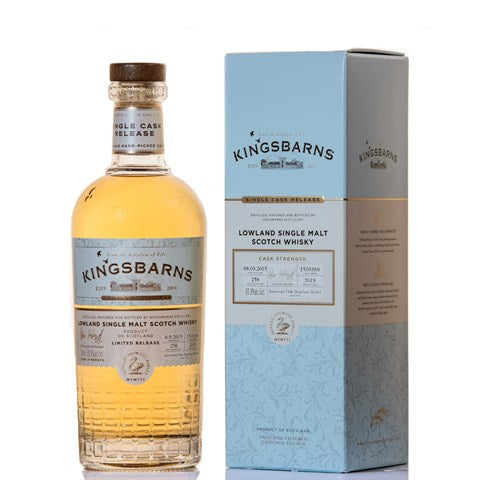 KINGSBARNS LAUNCH SINGLE CASK RELEASE