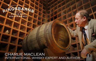 CHARLIE MACLEAN VISITS KINGSBARNS DISTILLERY