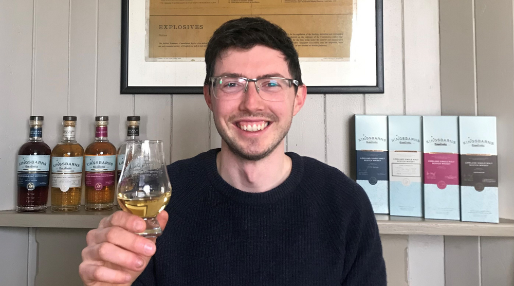 Meet the Team: Peter Holroyd, Distillery Manager