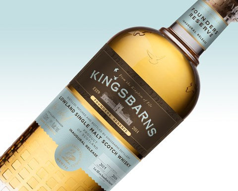 KINGSBARNS FOUNDERS' RESERVE - THE INAUGURAL SINGLE MALT RELEASE