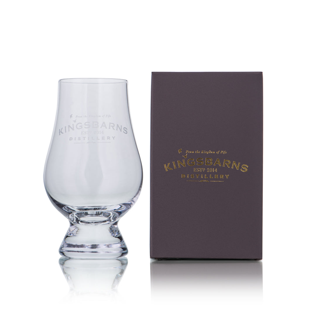 Branded Glencairn Glass
