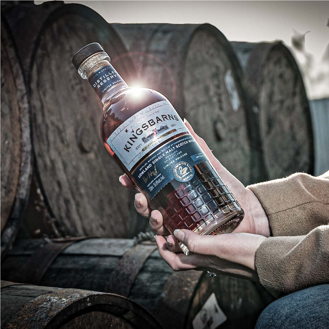 Distillery Reserve 2020 - 100% STR Barriques 70cl
