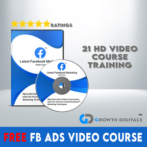 3 IN 1 SOCIAL MEDIA COLLECTION + FREE FB VIDEO COURSE