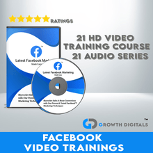 Load image into Gallery viewer, Facebook Marketing Video Course