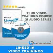 Load image into Gallery viewer, LinkedIn Marketing Video Course