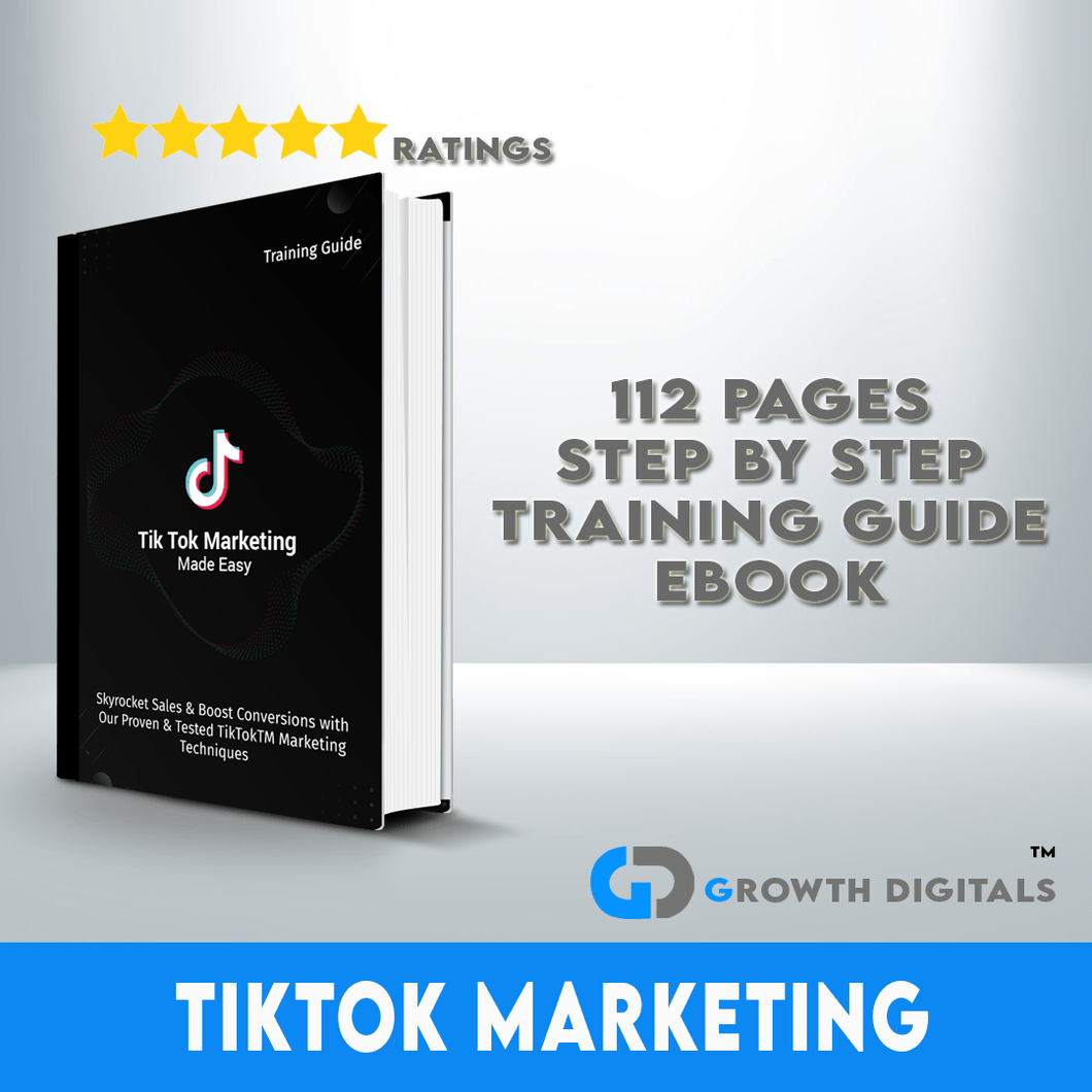 Tiktok Marketing Training Guide