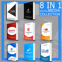 Load image into Gallery viewer, 8 IN 1 ULTIMATE SOCIAL MEDIA COLLECTION + FREE FB VIDEO COURSE
