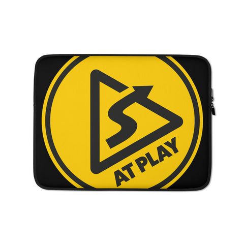AT PLAY Signature Laptop Sleeve